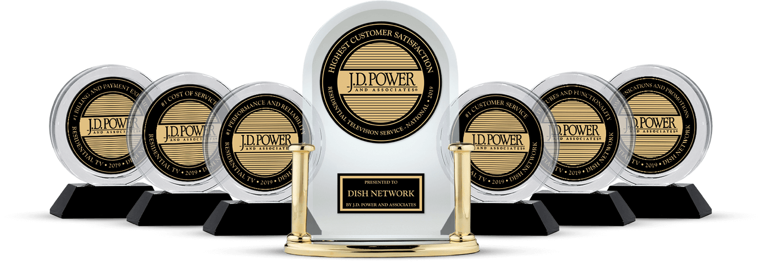 DISH Customer Satisfaction - Ranked #1 by JD Power - The Dish Doctor LLC in Cheboygan, MI - DISH Authorized Retailer