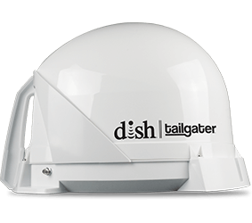 The Tailgater - Outdoor TV - Cheboygan, MI - The Dish Doctor LLC - DISH Authorized Retailer