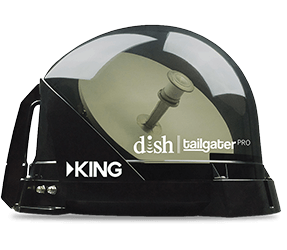 Tailgater Pro - Outdoor TV - Cheboygan, MI - The Dish Doctor LLC - DISH Authorized Retailer