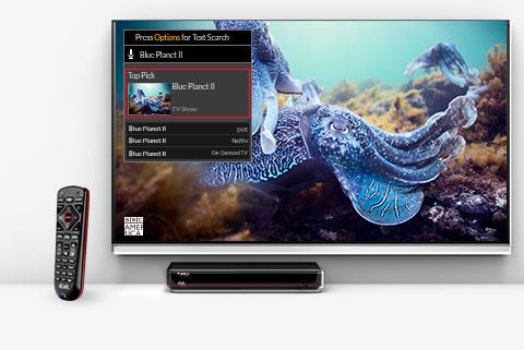 Hopper DVRs  with Voice Control remote - The Dish Doctor LLC in Cheboygan, MI - DISH Authorized Retailer