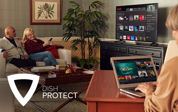 Get DISH Protect from The Dish Doctor LLC in Cheboygan, MI